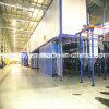 Powder industriale Coating System con Curing Oven