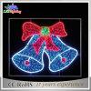 Nizza Weihnachtsbell-Motiv-Licht des Entwurfs-2015 angepasst