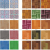 PVC Vinyl Flooring Designs & Color di 0.35mm-1.20mm