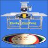 Máquina plana de alta velocidad del bordado para las puntadas planas/cruzadas/bordado de la camiseta/del sombrero