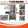 De volledig Automatische Dubbele Machine van de Etikettering van de Fles van de Koker van Hoofden
