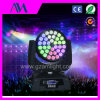 36PCS LED Wash Moving Head with Focus Function