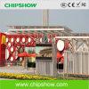 Exhibición video del precio bajo LED LED de la cartelera al aire libre de Chipshow P10