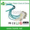 Coleta óptica de fibra de la cinta del LC Om3