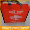 Geweven Afgedrukte Boodschappentassen van de douane de niet (blf-NW223)