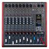 Professionele Audio 8 LEIDENE van Kanalen Mixer