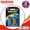 Batería seca alcalina estándar D/Lr20 de la potencia estupenda del IEC