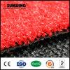 高品質のPEの物質的な人工的なカーペット草のマットのタイル