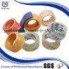 Cinta adhesiva cristalina impresa oferta de la base de papel de la fábrica del OEM
