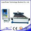 3015/2513 cortadora del laser de la fibra de Ipg 500W 1000W 2000W para los aviones del metal