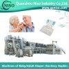 Máquina de almofada de Inco Pad Full-Servo estável com Ce (CNK300-SV)
