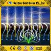 Veelkleurig Roestvrij staal Musical Fountain met Ce & ISO Certificates