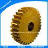 Latón hardware de la máquina de mecanizado CNC de plástico de piezas de repuesto de transmisión de engranajes