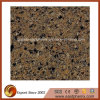 Tuile Polished de quartz de Brown de nature
