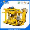 チュニジアのコンクリートブロック機械Qt40-3A Wante機械装置のグループ