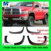 Dodge RAM 2002 RAM 1500 2500のための車輪Arches Fender Flares