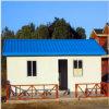 가벼운 계기 강제노동수용소를 위한 강철 조립식 Porta 오두막