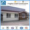 Casa pré-fabricada de vida do baixo custo