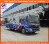 6つの荷車引きのFotonの高い持ち上がるプラットホームのトラック高度操作のトラック