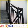 Inferriata del ferro saldato/guida professionali della scala Rail/Staircase