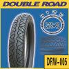 Neumático del tubo de la motocicleta de la alta calidad