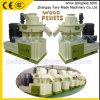 (A) Macchina verde della pallina della bagassa della canna da zucchero del laminatoio della pallina della segatura di energia