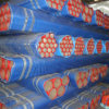 Carbon Steel Pipe with Colorful Plastic Coated for Sprinkler