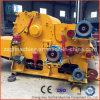 Máquina de Chipping de la madera del tambor hidráulico