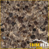 Quarzo Stone Wall/Floor Brick Tile per Kitchen (Motain Grey)