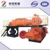 Machines de fabrication de brique Jky75-4.0 rouge à vendre