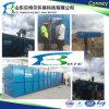 Containerized Installatie van de Behandeling van het Water van het Afval van de Binnenlandse Riolering Mbr