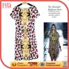 Parte alta Printing Western Dresses para Women (wzsd-405-024)