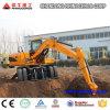 El excavador modela excavador de las marcas de fábrica del excavador 12ton el pequeño para la venta