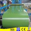 Prepainted гальванизированная катушка зеленого цвета стальная