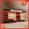 Soporte de visualización de madera del almacén del estante de visualización