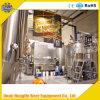 800L de Apparatuur van het Bierbrouwen van het koper, Het Bier dat van het Restaurant Systeem maakt