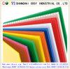 folha ondulada dos PP do plástico colorido de 1220*2440mm