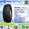 Preiswertes Bt388 315/80r22.5 Radial Truck Tyre für Drive Wheels