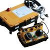Radio sin hilos industrial de la palanca de mando de la C.C. 24V Telecrane de la palanca de mando teledirigida para la grúa