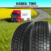 Pesado-dever radial China Cheap Tubeless TBR Truck Tyres com DOT, Label, GCC Certification