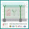 工場価格の溶接された鉄条網のパネル/空港反上昇の塀