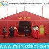 Real Estate를 위한 빨간 PVC Canvas Open Ceremony Reception Tent