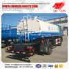 Gewicht van de Tarra van de Aandrijving van Qilin 4X2 het Linker 3 van het Water Ton van de Vrachtwagen van Bowser