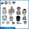 Noce personalizzata OEM dell'acciaio inossidabile/lavorare cieco di CNC della noce/dado di cappello/noce del coperchio