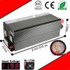 inversor 12VDC ou 24VDC 48VDC de 6000W DC-AC ao inversor puro da onda de seno 110VAC ou 220VAC