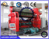 W12S-30X2500 4 Machine van de Plaat van het Staal van de Rol de Buigende en Rolling