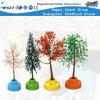 木の遊園地の装飾の運動場のGarnitureプラスチックHf19002