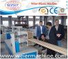 Porta de WPC e máquina da extrusão do frame de indicador (PVC+WOOD)