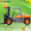 8000kg Diesel Forklift mit 3 Stage 4m Lifting Height Mast