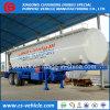 2 acoplado del carro del tanque del carburante-aceite del acero inoxidable del árbol 35000liters